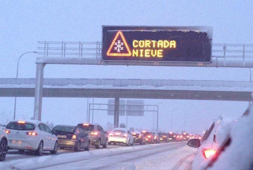 Be vannak havazva a spanyolok!