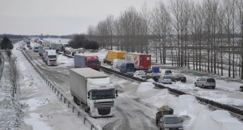 Visszajön a tél, megismétlődhet a 2013. márciusi nagy hóvihar