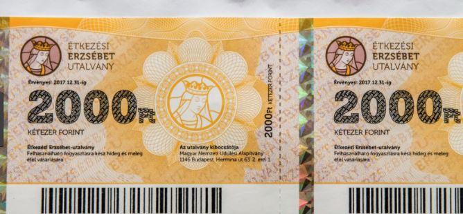Friss bejelentés a 10 ezer forintos Erzsébet-utalványokról